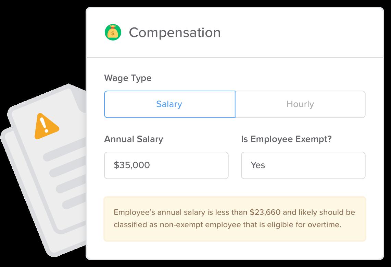 GoCo Compensation Compliance