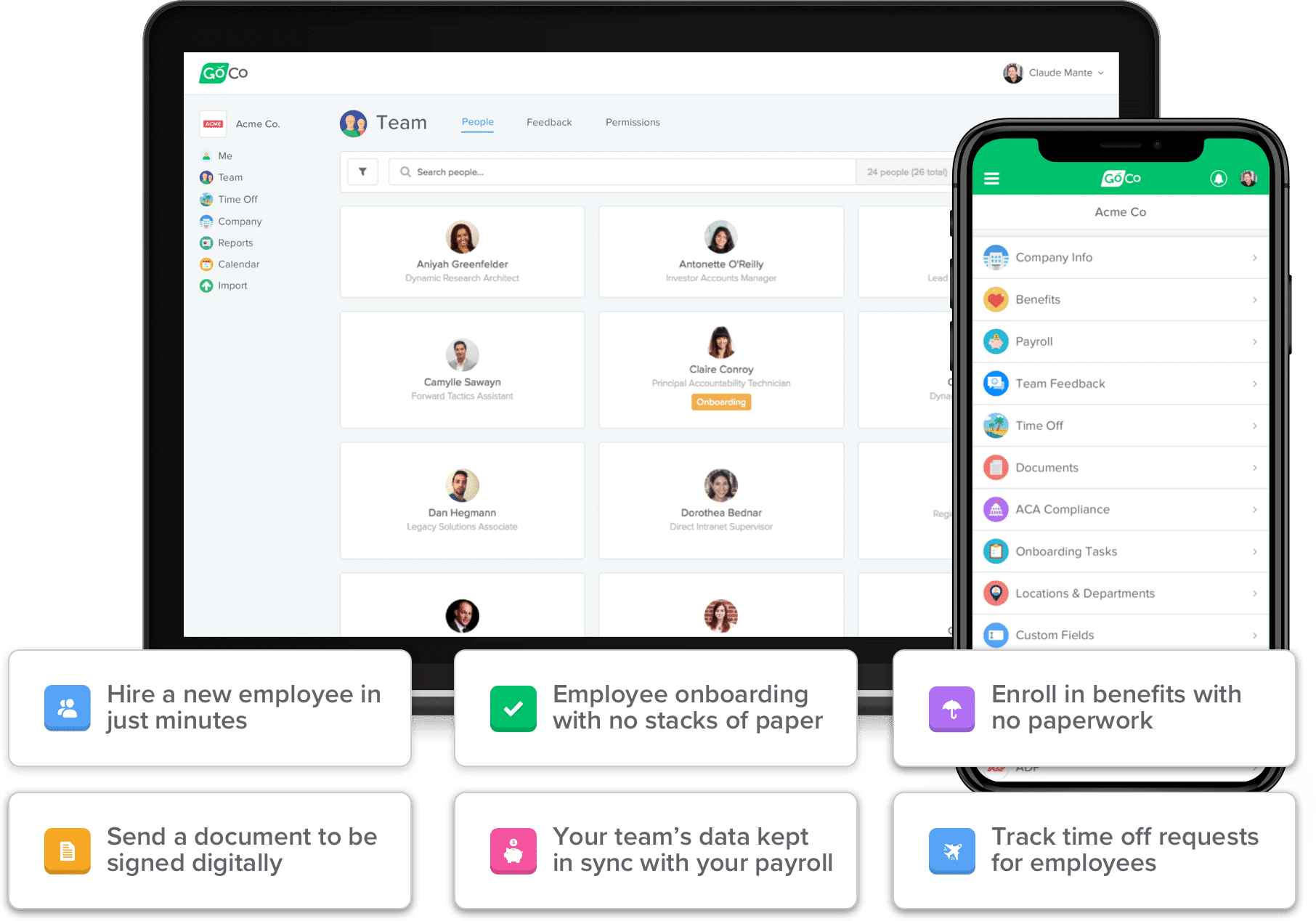 GoCo io | Free HR Software for Small Businesses