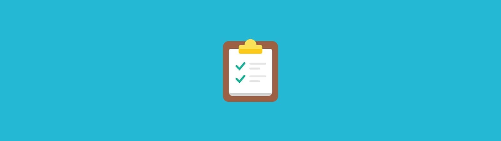 Onboarding Checklist cover photo